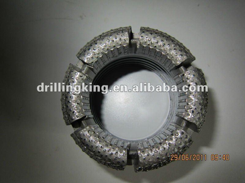 Diamond core bits/ wireline diamond bit/ diamond bit/ AQ, BQ, NQ, NQ2, NQ3, HQ, HQ3, PQ, PQ3