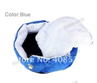 Лежанка для собак 5 Colors Pet Dog Puppy House Cat Soft Fleece Warm Bed Plush Cozy Nest Mat Pad 5652