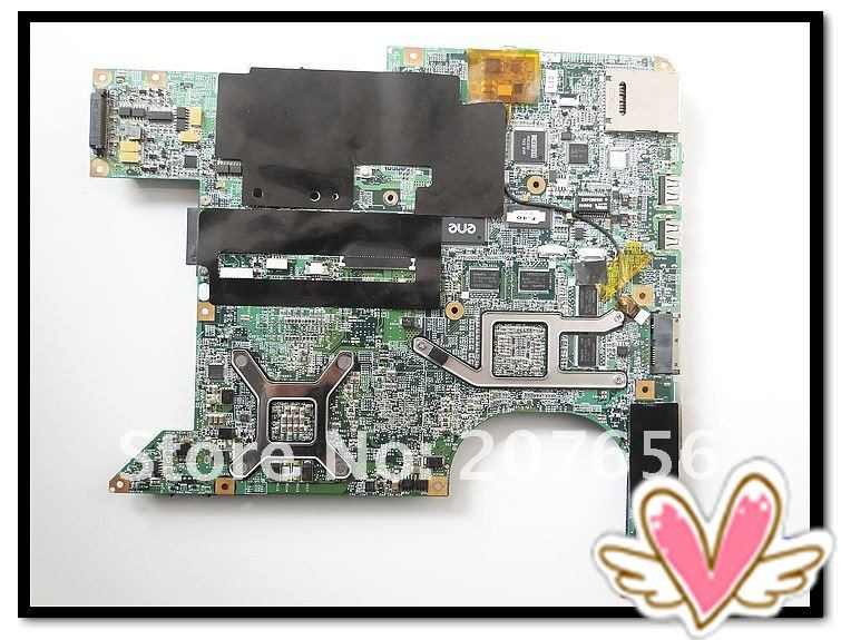 Laptop motherboard for HP Pavilion DV9000 AMD 441534-001 system board, fully tested with good condition