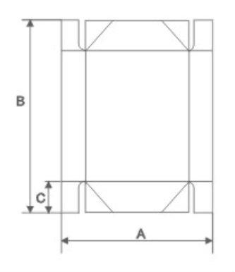 ZH-1200BFST 4/6 Corner Box Pasting Machine Folder gluer