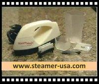 Пароутюг для одежды Automatic Dual Voltage Travel Steamer, lightest steamer ever seen