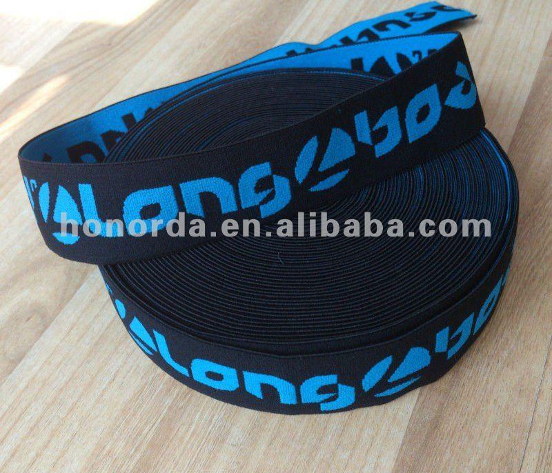Good handle fashion jacquard elastic webbing