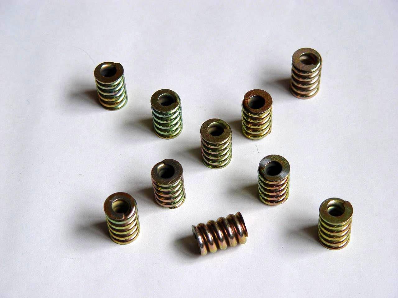 safety valve spring