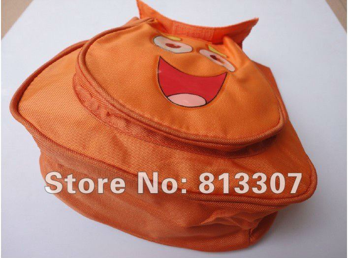 dora orange backpack 3