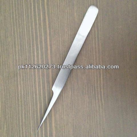 Top German Quality Precision Stainless Steel Tweezers - 5SA Manufacturer From Pakistan