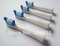 Электрическая зубная щетка головки насадки 4000pcs/много С32-4 пульс sonic нейтральный пакет
