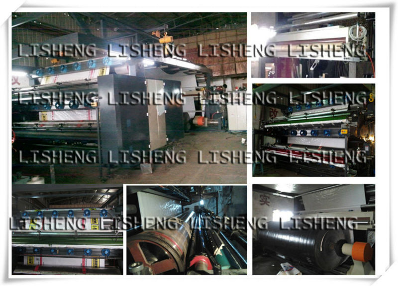 China Manufacturer of High Precision Flexo High Speed Printing Machine with Ceramic rollers /press printing