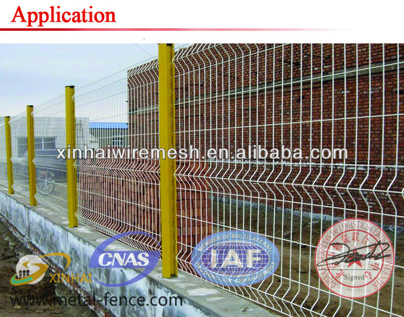 Different types of fences from china