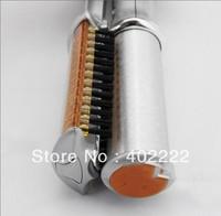 2013 New Style Rotating Iron Hair Straighteners Curling Tourmaline Flat Iron Tongs Hair Curler EU/US/UK /AU Plug