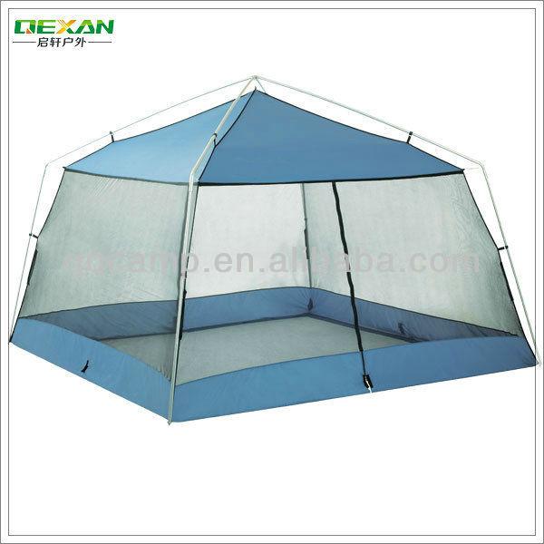 Outdoor portable screen room garden tent house buy for Portable garden room