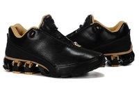 Обувь для бега Натуральная кожа Шнуровка Осень
