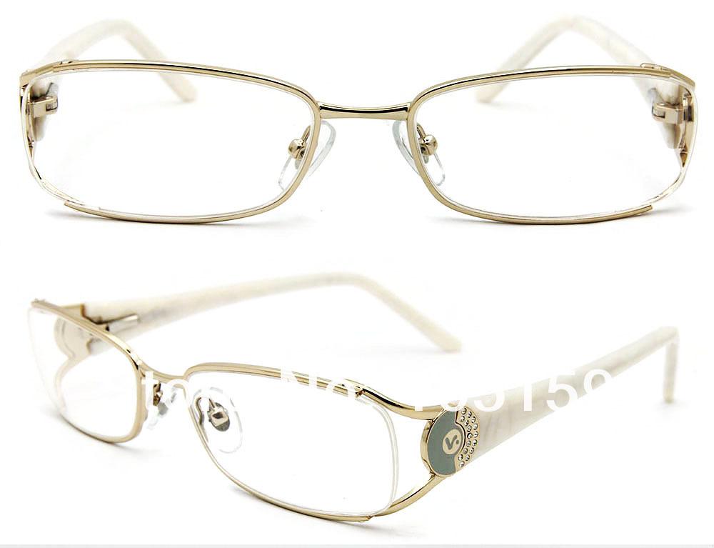 Hot Selling Women Glasses Frame Diamond Oculos De Grau ...