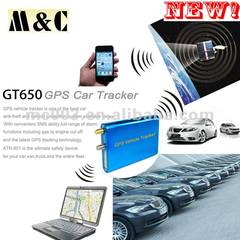 GT650 Voice and Camera Monitor Vehicle GPS Tracker