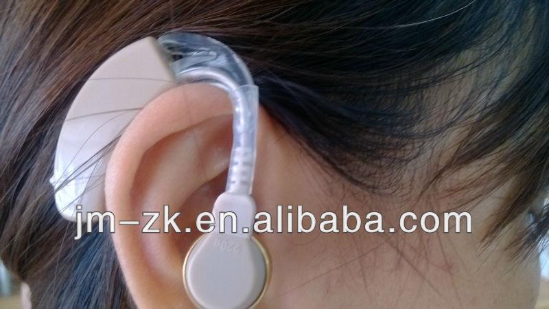 Wireless BTE, Cheap hearing aid