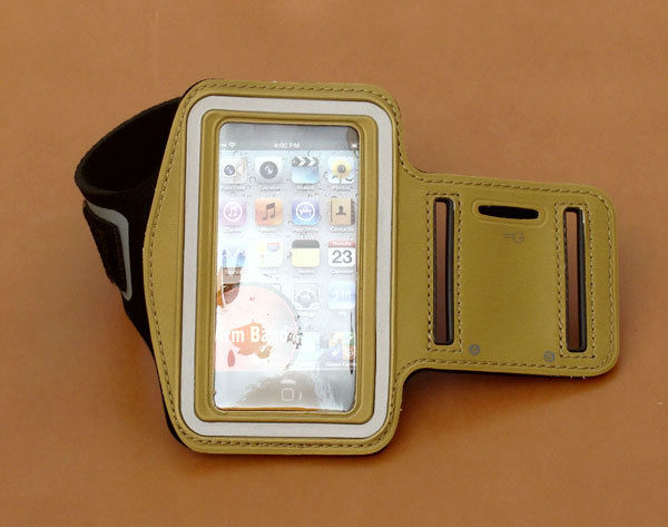 Fashion PVC Sports armband case for iphone