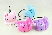 Детские меховые наушники Lovely 15 colors can be choose hello kitty animal fruit cartoon ear muff, ear protection for winter items