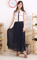Женская юбка 2014 pleated skirt | Women skirt mopping the floor skirt