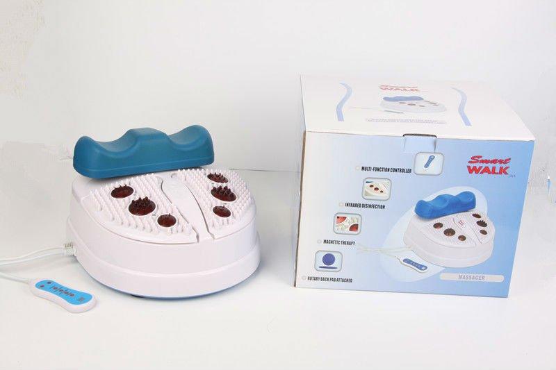 2012 hot sale home use Massage Chi Machine Morning walk foot massager swing exercise machine