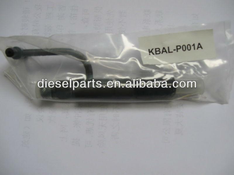 Isuzu 4jb1 KBAL-P001A injector nozzle assembly