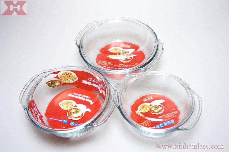 microwave borosil cookware