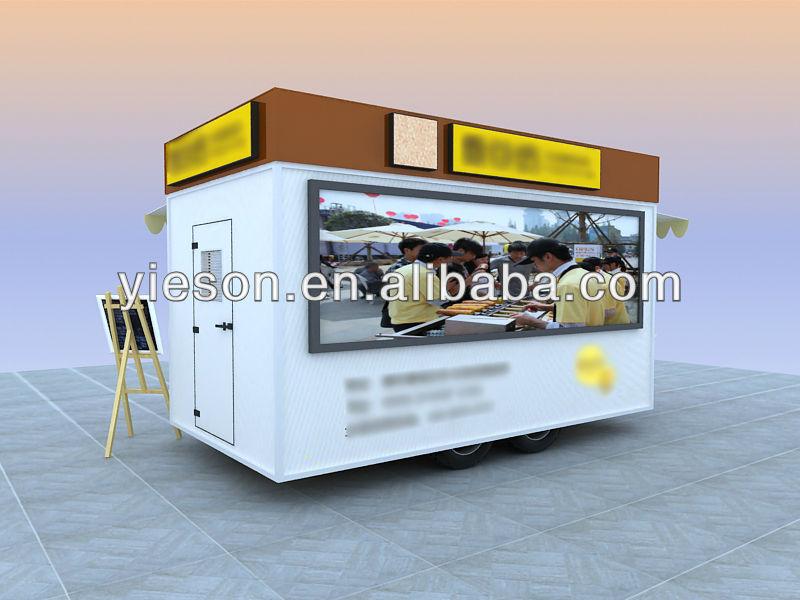Car Food Kiosk