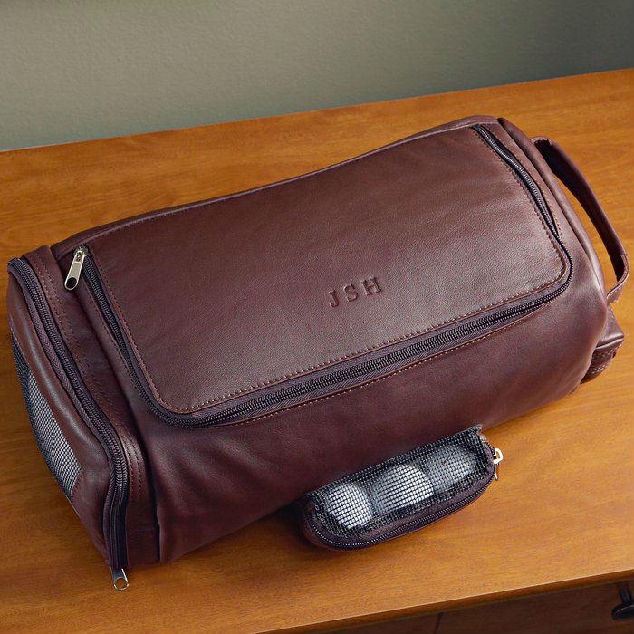 Leather Organizer Bag Leather Golf Bag Organizer