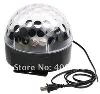 Светодиодное освещение 20W Auto&Voice-activated RGB Crystal Magic Ball Light for part Disco DJ KTV Oub Bar Stage Lighting Show