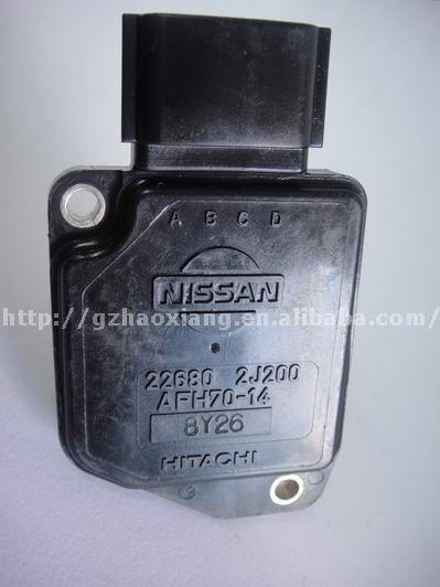 NISSAN Air Flow Meter 22680-2J200/AFH70-14