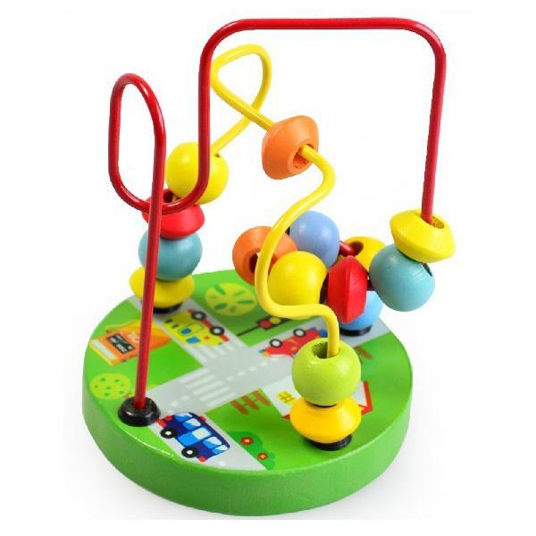 Развивающие деревянные игрушки для детей своими руками