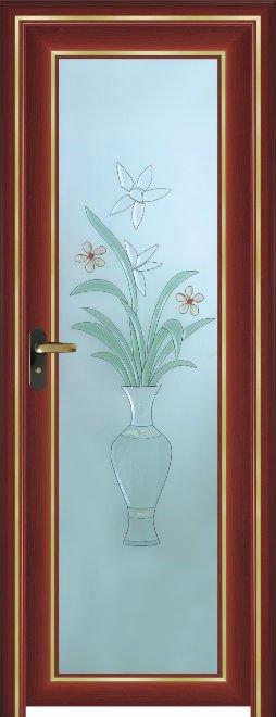 Puertas De Baño Feel:de alta calidad de aluminio de la puerta del baño
