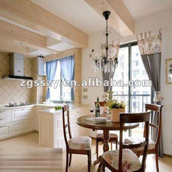 nach maß küche-vorhang/einzigartige küche-vorhänge-fensterladen ... - Küche Vorhang