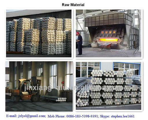 aluminum window shipping to nigeria