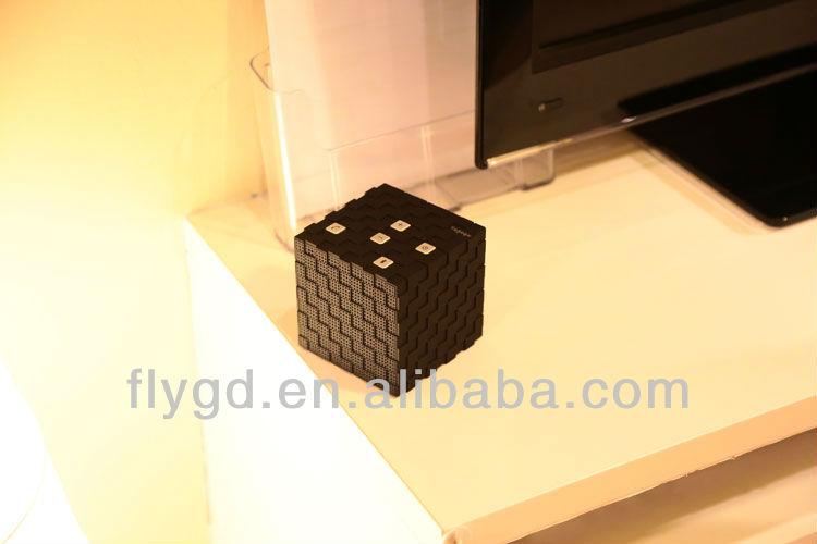 Magic Cube Bluetooth Speaker,mobile phone accessory