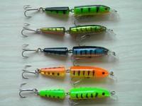 Приманка для рыбалки OEM 10.5cm/9.6g/4# Minnow 93#