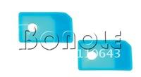 Резак для sim-карты Micro Sim Card Cutter + 2 Sim Adapters for ipad iphone 4 Retail