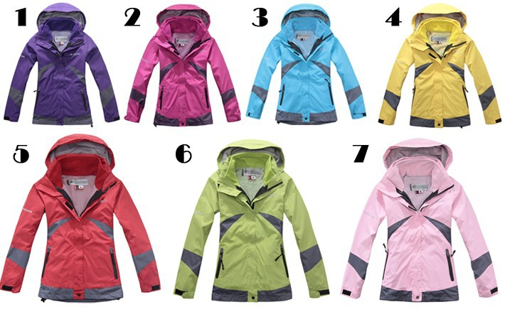 Free Shipping Outdoor Wind Proof Wind-resistant Ja...nset Coat