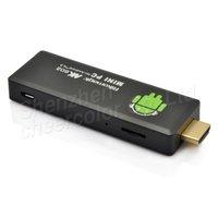 Телеприставка Newest MK802 II Mini Android 4.0 PC Android TV Box A10 Cortex A8 1GB RAM 4G ROM HDMI TF Card [MK802-II