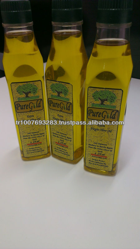 Pure Gold Extra Virgin Olive Oil