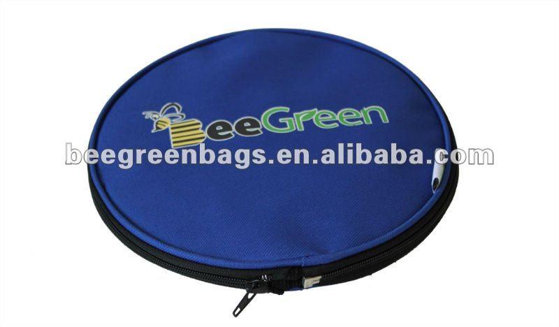 Foldable Nylon Mesh Barrel Promotional Bag