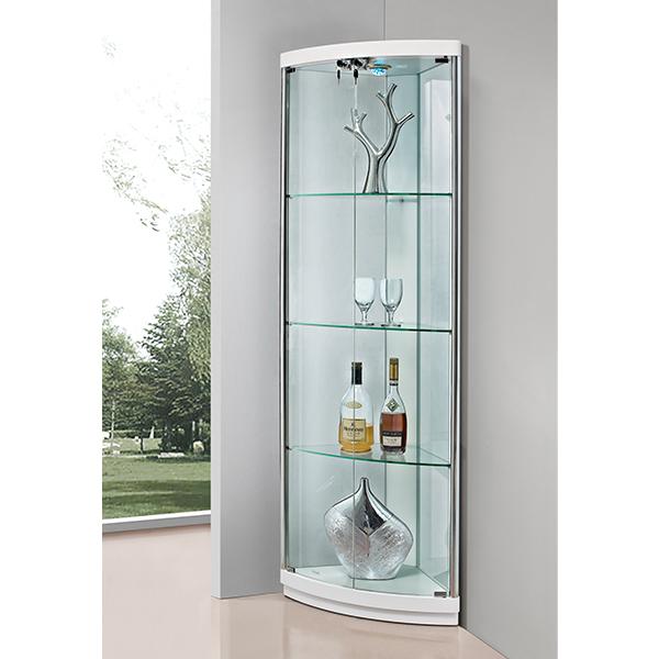 wohnzimmer möbel vertraglich gehärtetem glas aufbewahrungskoffer ... - Eckschrank Wohnzimmer Modern