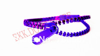Браслет New Fashion Women Punk rock Unique zipper ZIp fastener style bangle bracelet GL032102