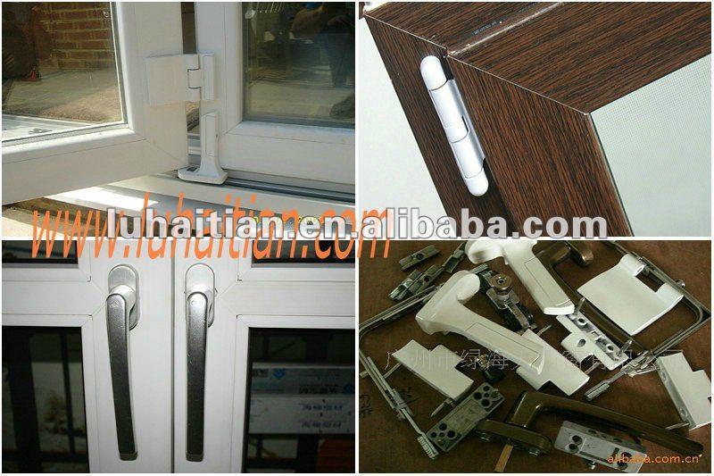 PVC Bi-Folding Door