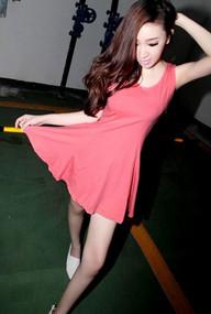 Женское платье  QW10