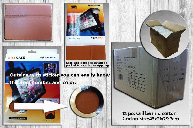 Green Seamless PU leather series pu for ipad mini case pu leather case for ipad mini cases