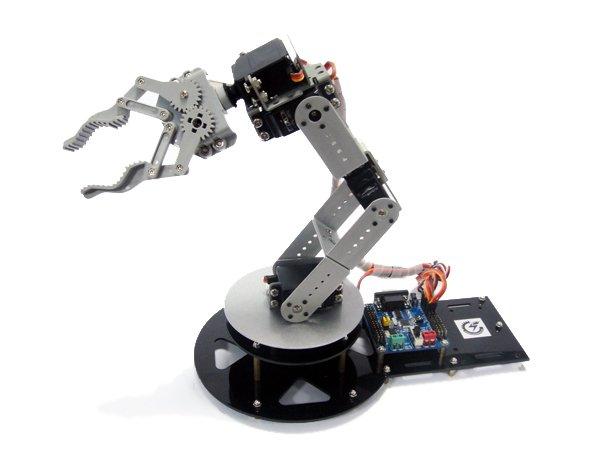 Робот arduino своими руками