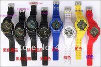 Наручные часы Cheapest 1PCS Men's GA100 Watches ga100 resist G Chronograph Waterproof Outdoor watches sports watch digital watch