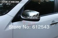 Ободки на боковые зеркала, Зеркала KIA Sorento Qaulity ABS