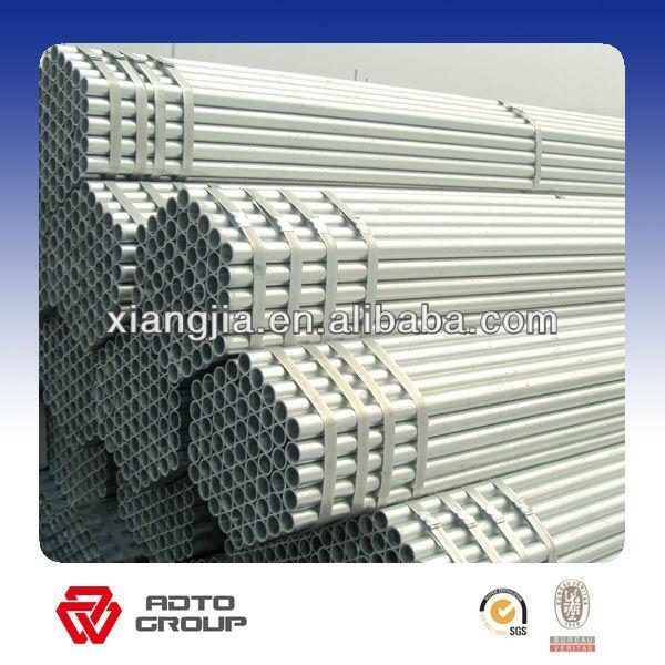 EN39 Galvanized Scaffolding Steel Pipe