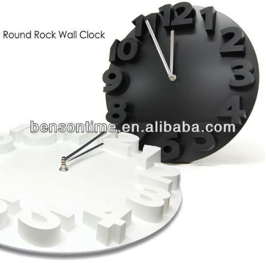 Promotio<em></em>nal 3D Wall Clock
