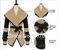 Женская одежда из шерсти MW5856C18-2 ,  M, L, xL, XXL